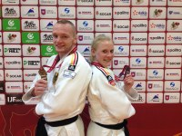 Bronze beim Grand-Slam in Baku
