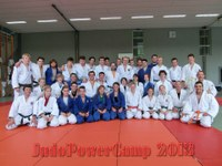 Judo PowerCamp 2013